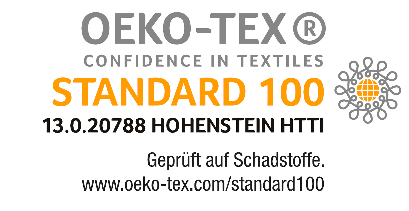 imbut OEKO TEX Label